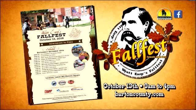 Barton County Fall Festival