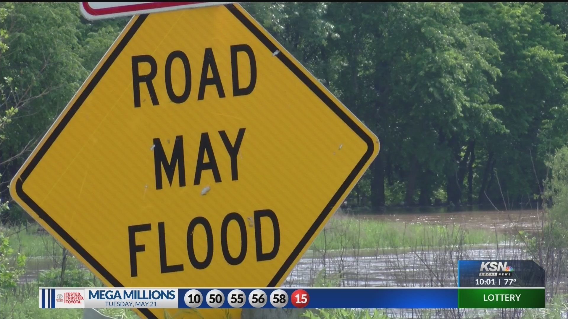 Flooding remains big concern for residents living by Spring River in Cherokee County