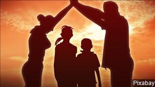 Adoption family children home