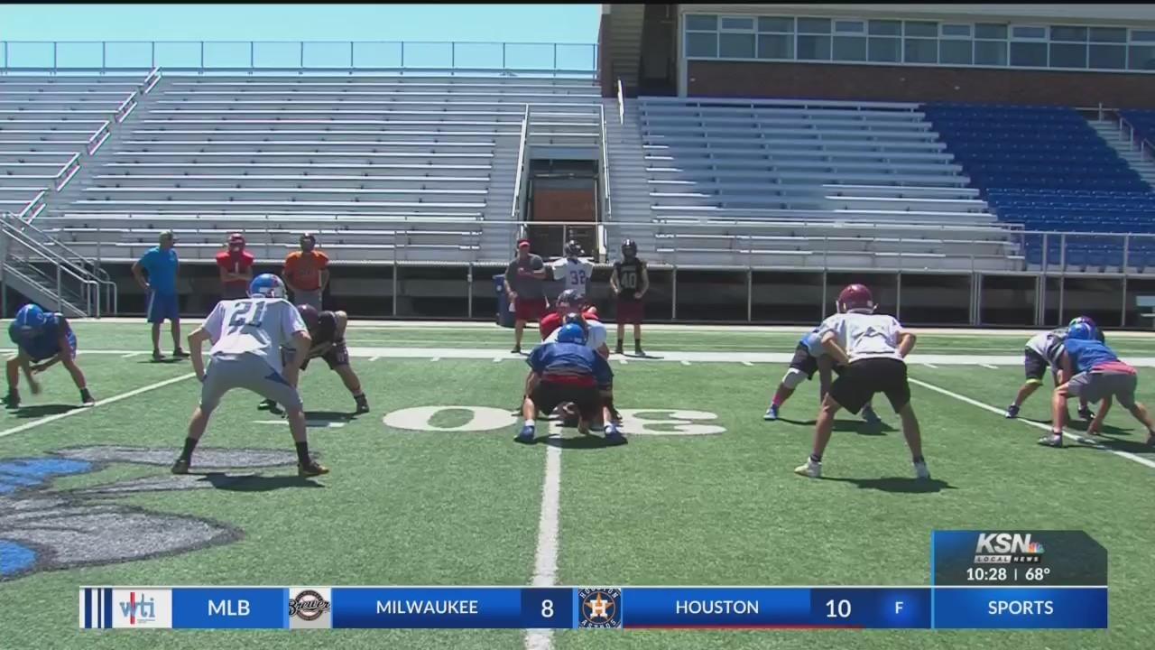 Oklahoma 8-man Football