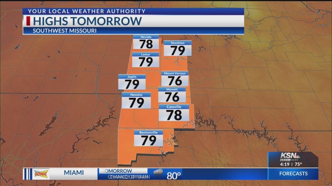 Regional Forecast 6-13-19