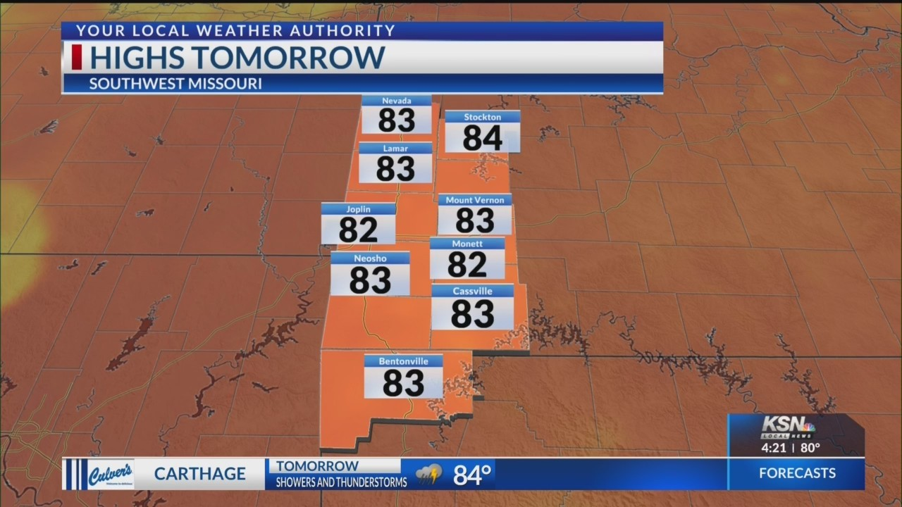 Regional Forecast 6-17-19