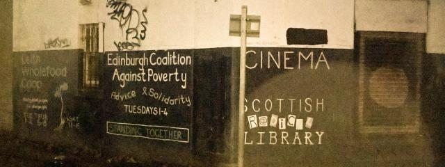 Screening of The Fourth Estate in Edinburgh ACE