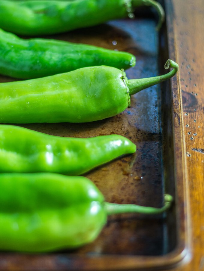 How to Roast and Store Hatch Chiles