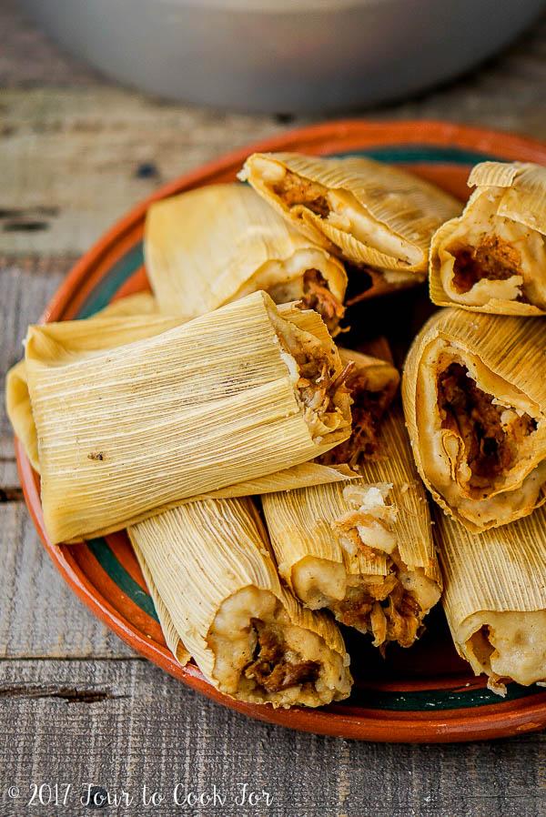 pork tamales