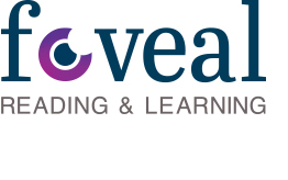 Foveal Reading and Learning Logo