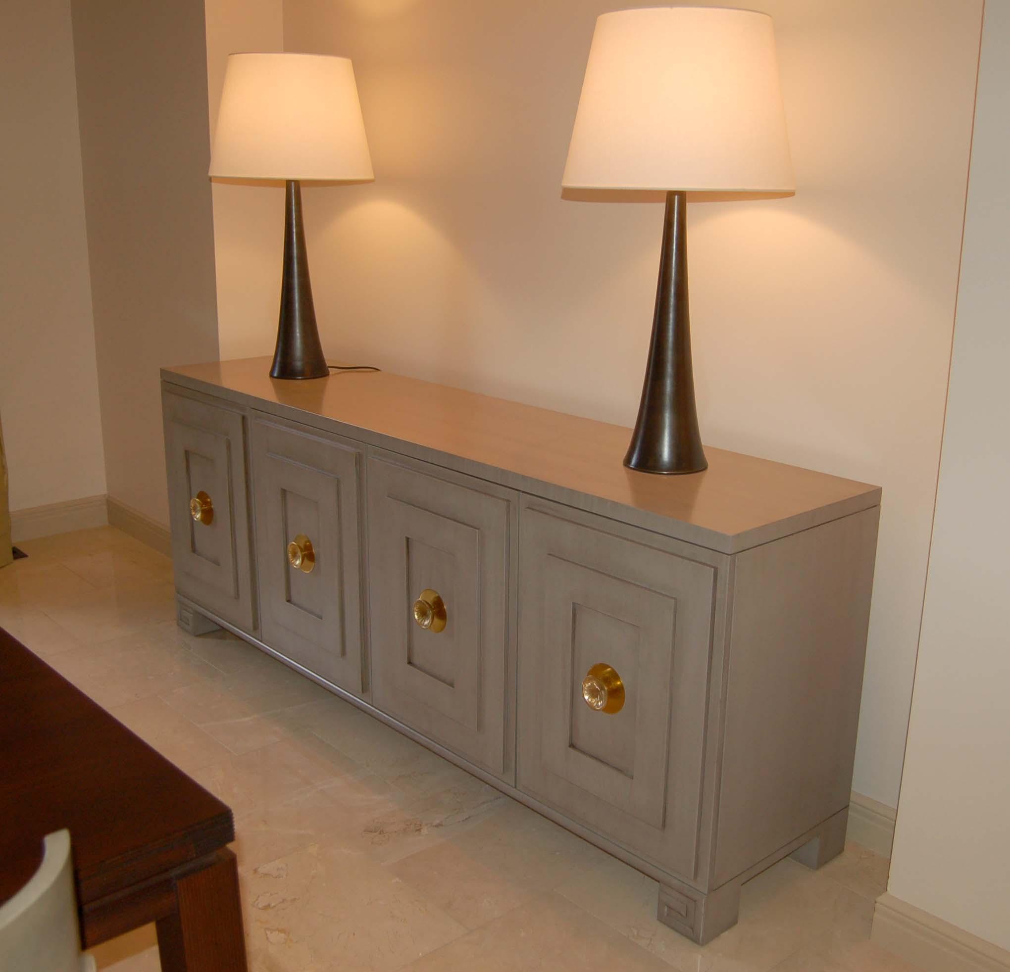 Buffet Cabinets Wood