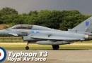 EF-2000 T3 – ZK381 – No. 6 Sqn – Royaume-Uni – Royal Air Force – 2015