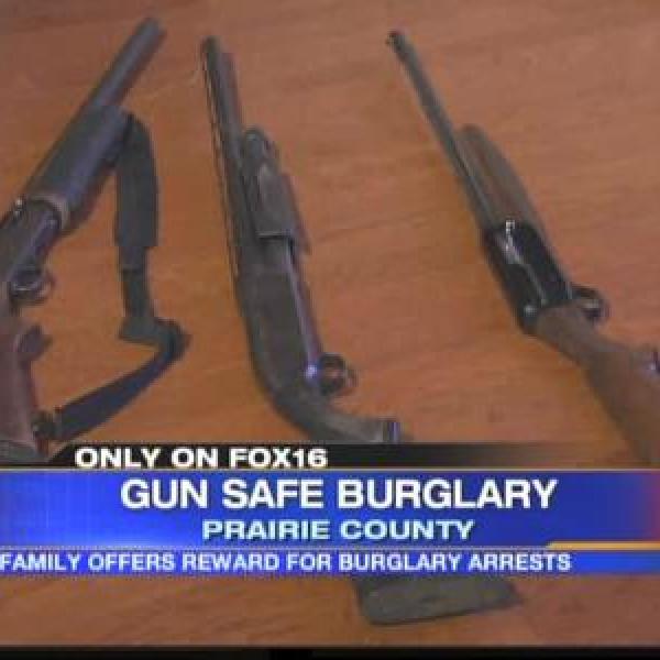 $1,000 award offered in Prairie County burglary_-2474389950411093036