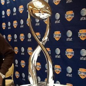 Cotton Bowl Trophy_-7138663318794318409