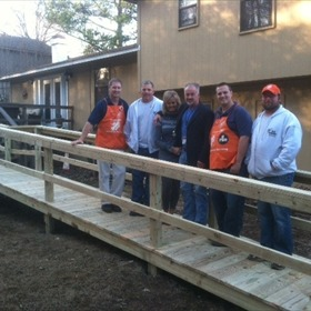 Wheelchair ramp for Zack Towers_4135657182613163154