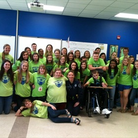 Conway High School Caring Cats_-4736484370825066351