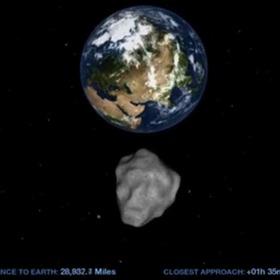 NASA 2013 February 15th Asteroid_8983469934325745920