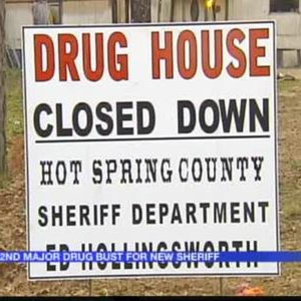 Second Drug House Shut Down in One Week in HS County_5657469887689805131