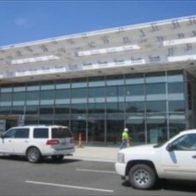 Bill & Hillary Clinton National Airport entrance_415108029695101