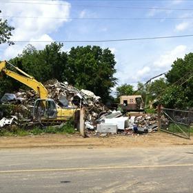 conway scrap metal yard _-2927764569658669027