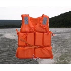 Life Jacket and Lake Water_7279546057452506922