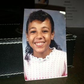 Katina Robinson at age 12_-6225151404396297607