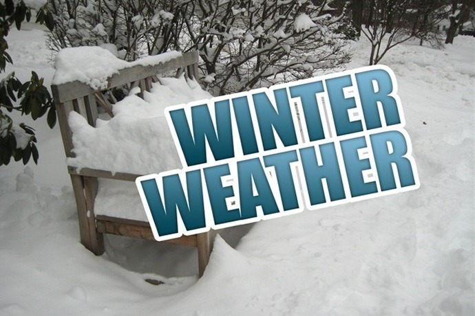Winter Weather (Snow on Ground Covers Lawn Chair)_-4077257387483840461