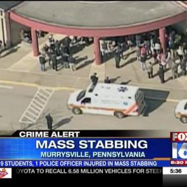 Mass Stabbing in Pennsylvania_-3693242549501212933