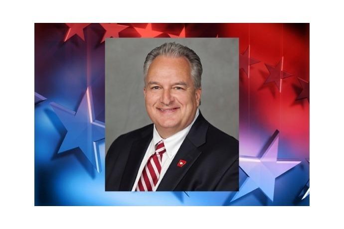 Dennis Milligan, GOP candidate for Arkansas Treasurer_4379512656421339188