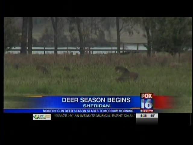 Deer Season Begins_8722461365882800821