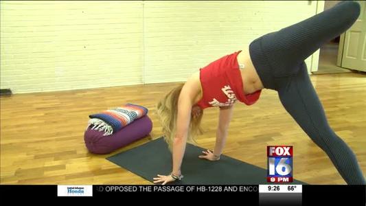 Yoga Warriors_ Yoga is Good For Body_-7736963166540315842