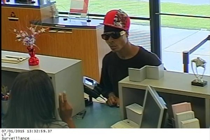 Suspect in Bank of America Robbery _-8555821243045165162