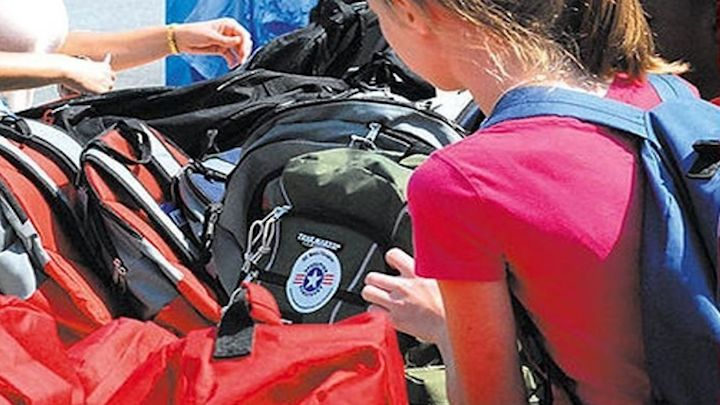 Backpack generic file image