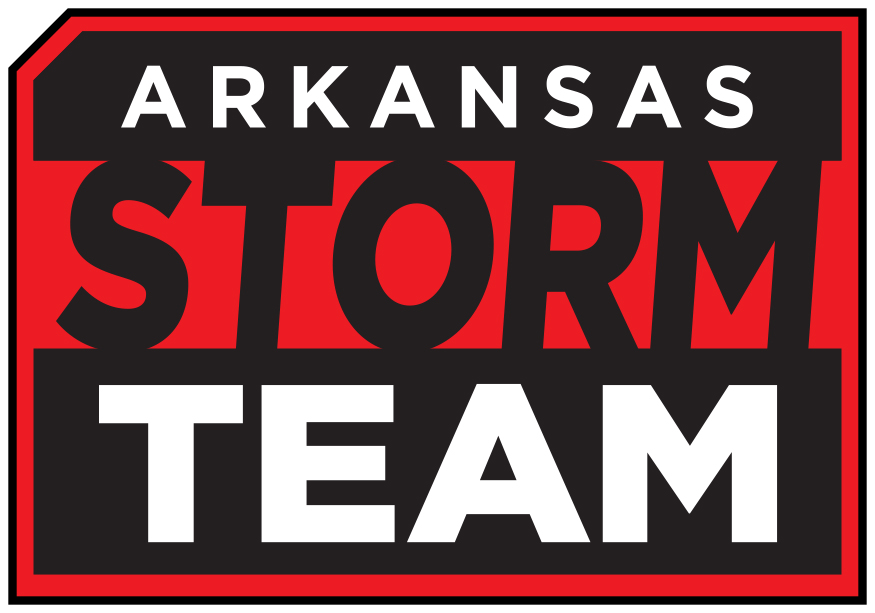 Arkansas Storm Team Logo