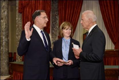 Senator Boozman Sworn into New Term-118809306