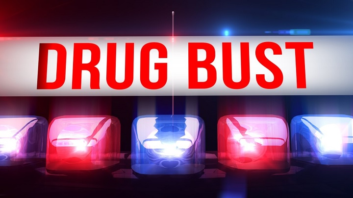 52 Alleged Drug Traffickers Caught in LR Drug Ring Bust