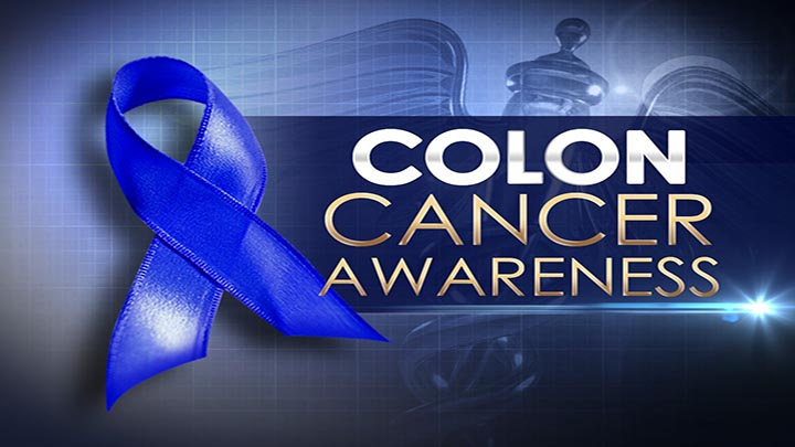 Dress In Blue Day March 2 For Colon Cancer Awareness Month