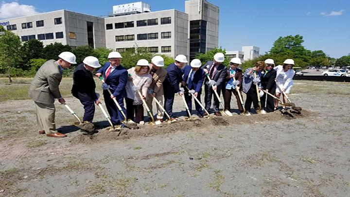 CHI St  Vincent Breaks Ground on AR Neuroscience Institute