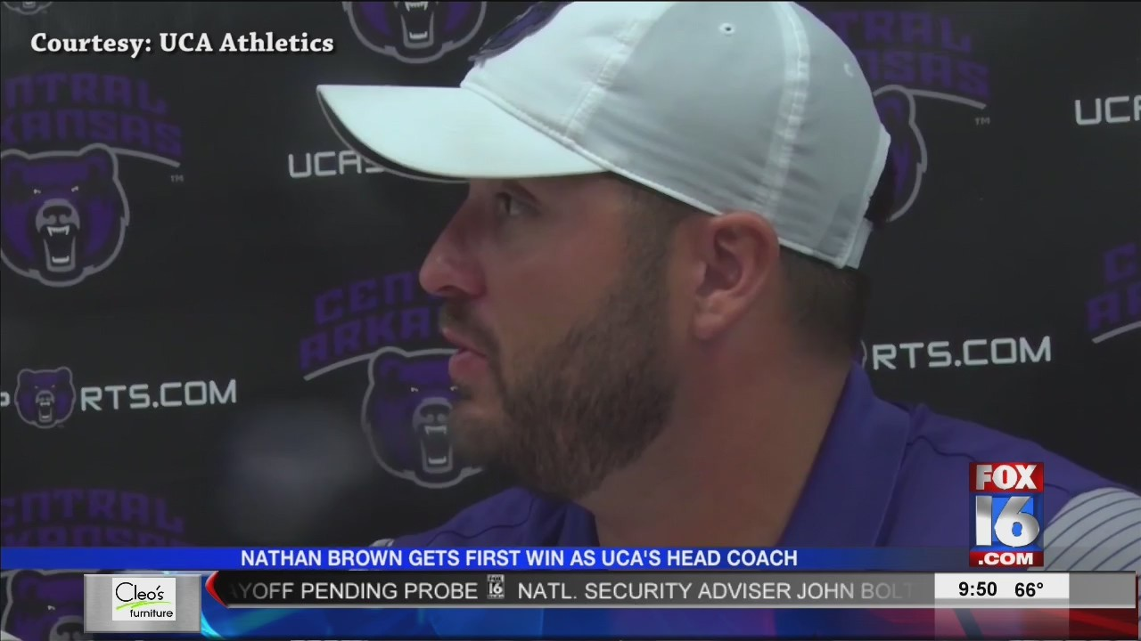 Nathan Brown reflects on first win as Head Coach