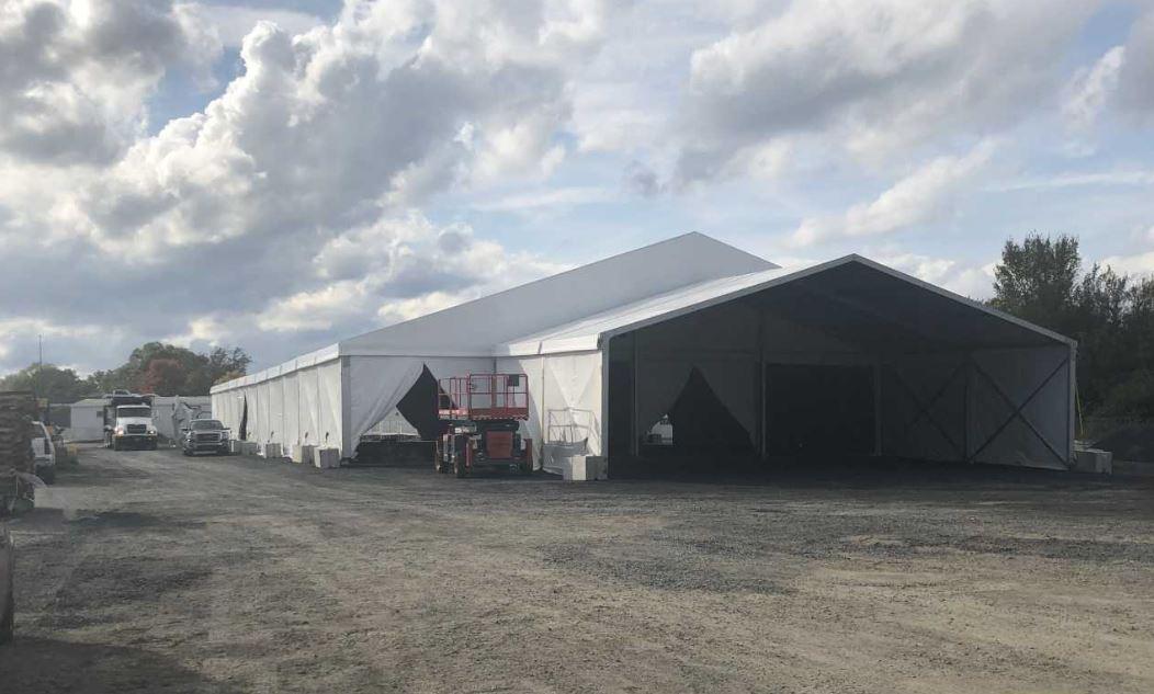 SNEAK PEEK: Inside NLR Amazon Distribution Center
