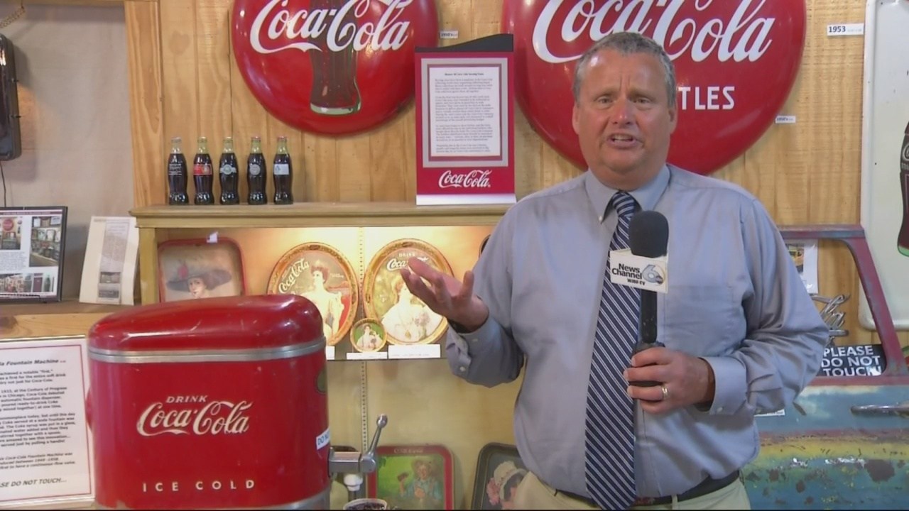 """Out There...Somewhere"": Swainsboro museum is a Coke and a smile."