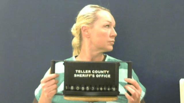 Svitlana Azovska Teller County Sheriff's Office