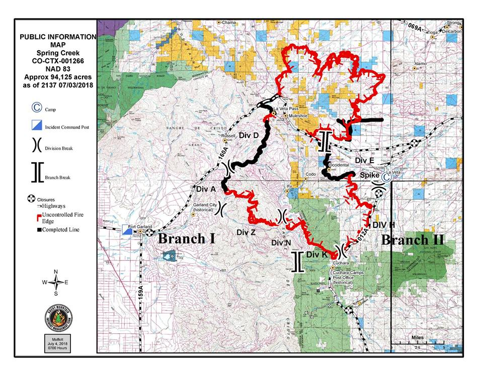 Spring Fire grows to 94,125 acres; pre-evacuations issued ... on las animas colorado, las animas high school, rocky mountain national park road map, co road map, pueblo west road map, sterling road map, las animas county courthouse, simpson road map, vail road map, central city road map, fort collins road map, las animas county plat map, las animas county records, longmont road map, roosevelt national forest road map, estes park road map, lafayette road map, broomfield road map, mount evans road map, quay county nm satlite map,