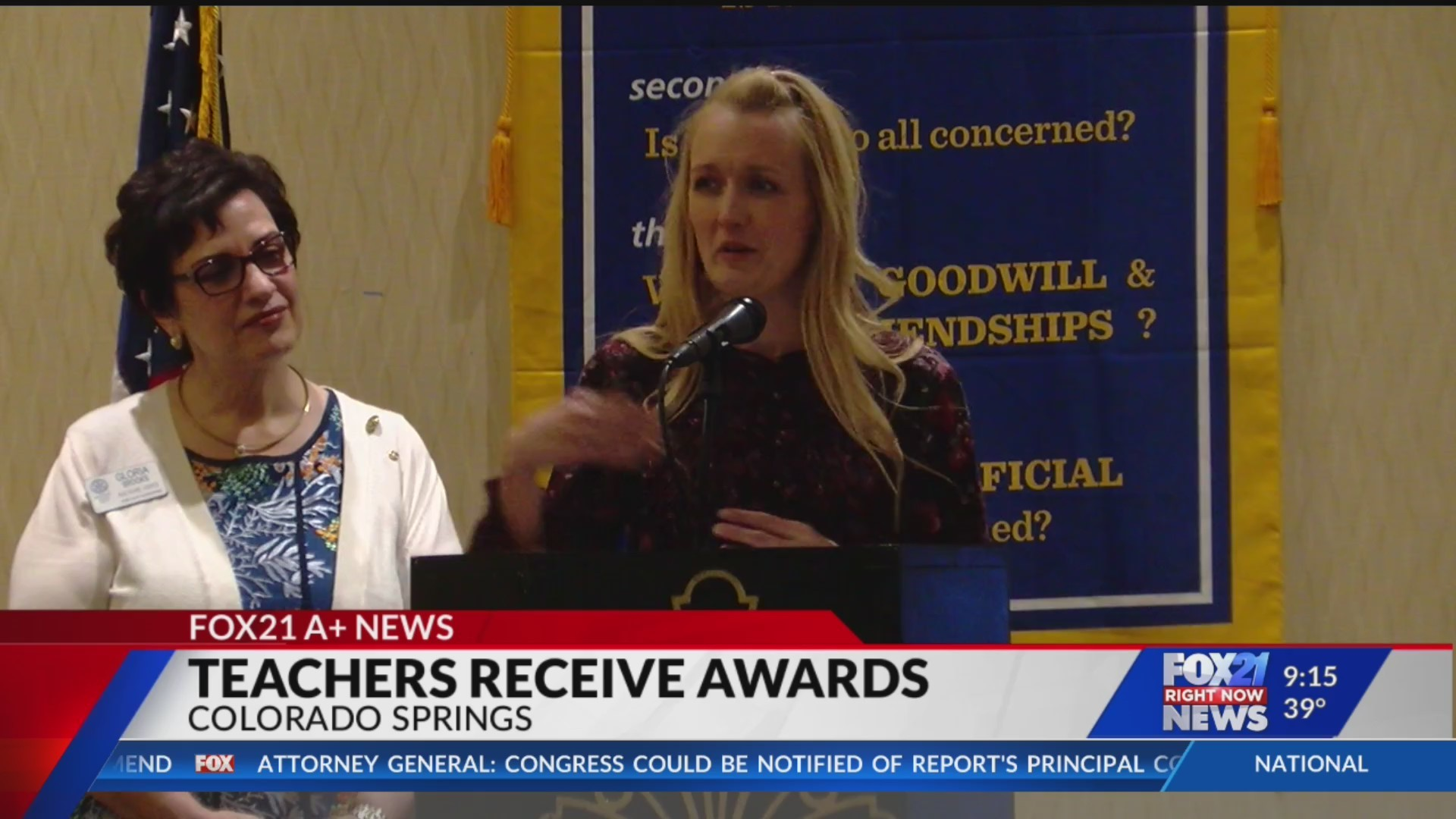 District 11 teachers honored with Diamond Award