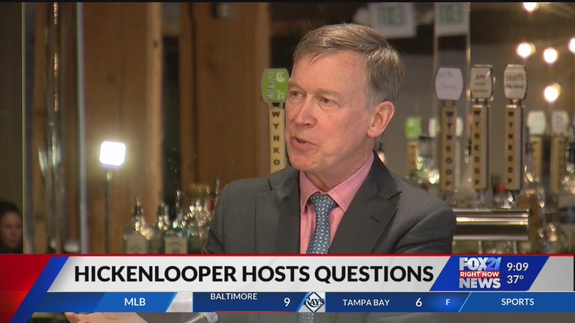 Hickenlooper prepares to launch presidential campaign