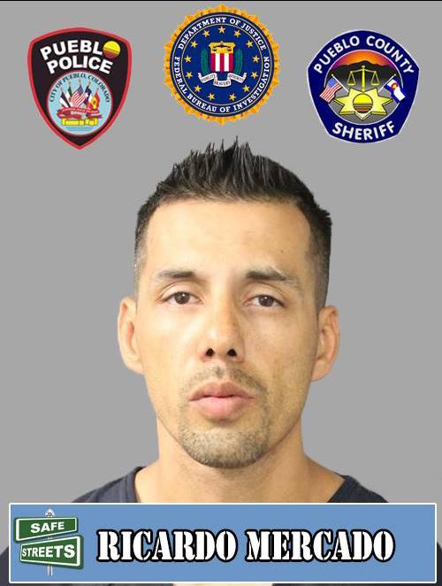 Ricardo Mercado Pueblo Police Department