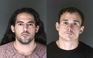 Freddie Crespo and John Swinehart El Paso County Sheriff's Office