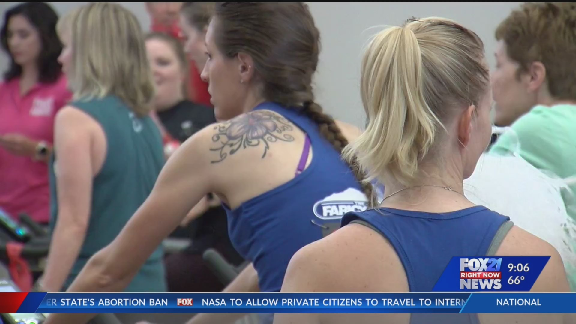 CycleNation helps raise awareness of heart disease and stroke