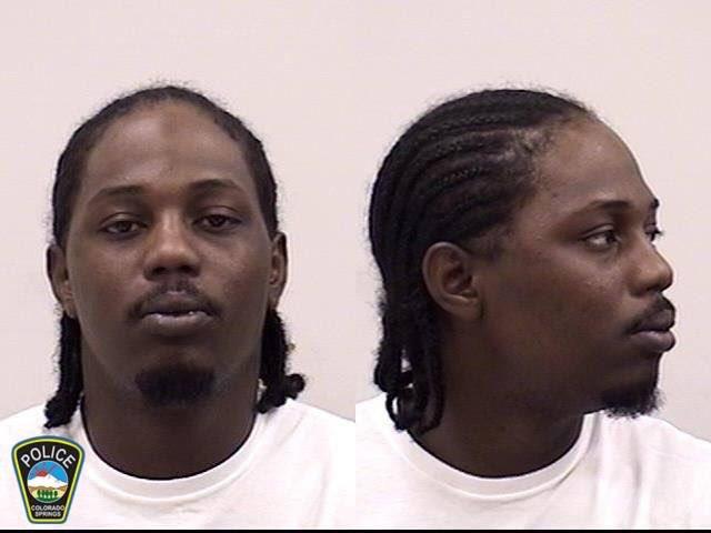 Christopher Freeman Jr. Colorado Springs Police Department