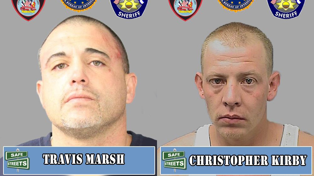Travis Marsh and Christopher Kirby / Pueblo Police Department