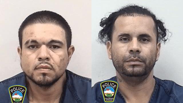 Hugo Hernandez and Agustin Melandres / Colorado Springs Police Department