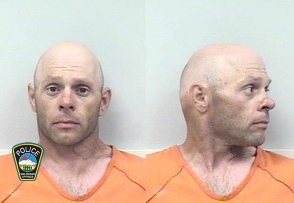 Nathan Roddey / Colorado Springs Police Department