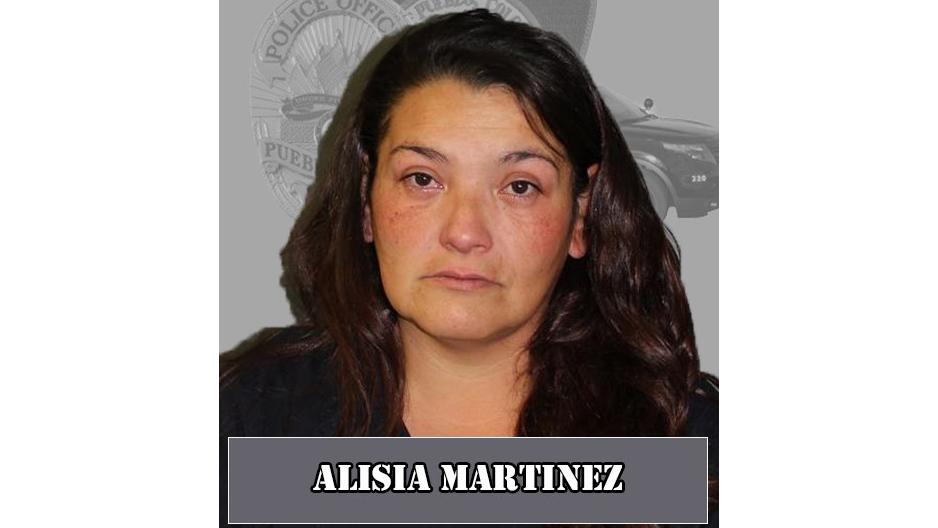 Alisia Martinez / Pueblo Police Department