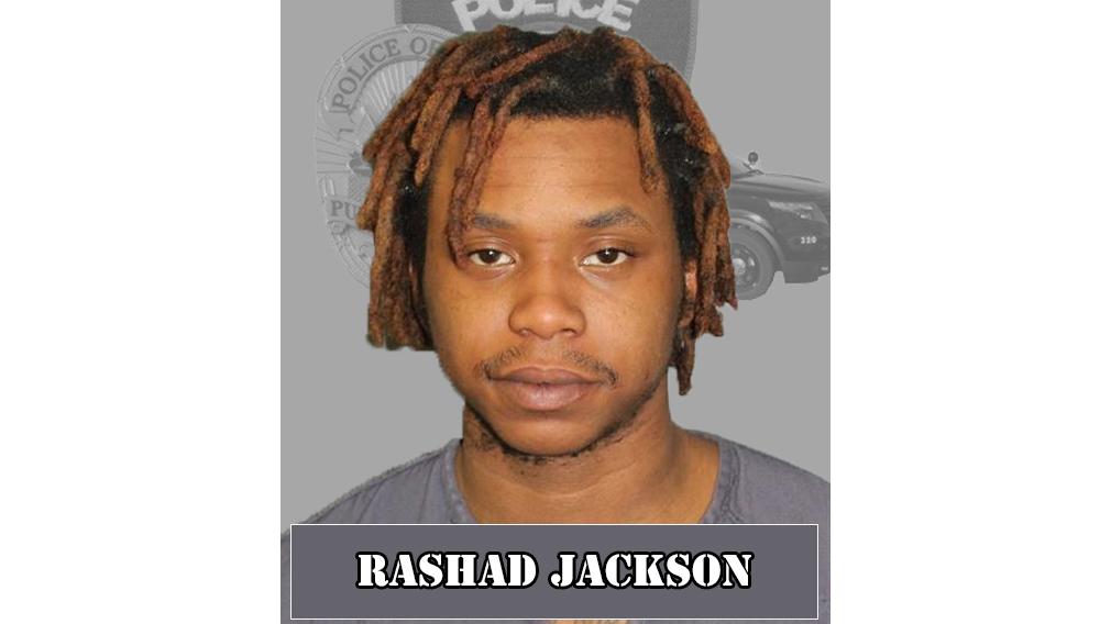 Rashad Jackson / Pueblo Police Department